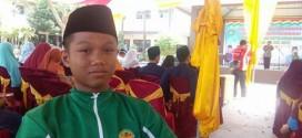 MTs Lingga Sumbang Medali Emas Cabang Fisika Pada KSM 2017 di Batam
