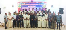 Purna Paskibraka Indonesia (PPI) Kab. Lingga Periode 2018-2023 Resmi Dilantik