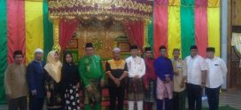 LAM Kepri Kabupaten Lingga Menerima Kunjungan LAM Kepri Tanjung Pinang.