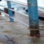 Jelang Mudik, Pelabuhan Ponton Senayang Butuh Perbaikan