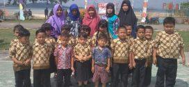 Dahulu  TK Ini Yayasan  Sekarang Sudah Menjadi TK  Negeri