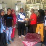 Alumni Tahun Angkatan 2002 SMA.Neg1 Serahkan Bantuan Untuk Pembangunan Masjid