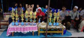 Turnamen  Tanjung Dua Cup Tahun 2019 Desa Selayar Resmi Ditutup Camat Selayar.
