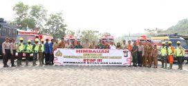 Tindakan Polres Lingga  Dalam Pencegahan dan Penanganan Karhutla Diwilayah Kabupaten Lingga