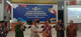 Pemkab Lingga Adakan Mou PKS Simba Integrared  dengan BPKP Provinsi Kepri