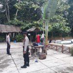 Satsamapta Polres Lingga Lakukan Patroli Obyek Wisata