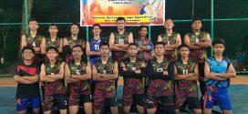 Club Bola Voly Vosiba Singkep Barat, Raih Juara III Open Turnamen Bola Voli Dungun Cup 2020