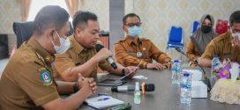 Silaturahmi dengan Investor Tambang,Nizar Ingin Investasi Sesuai Aturan